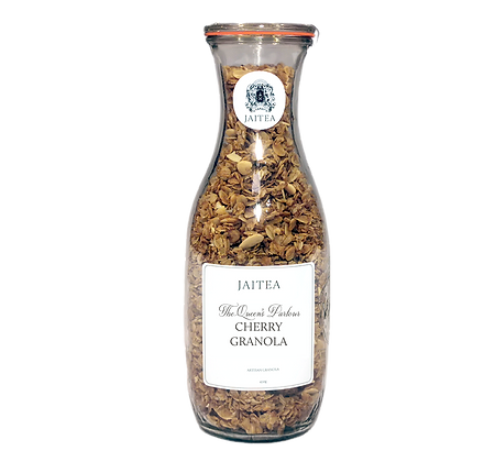 The Queen's Parlour Cherry Granola 500g