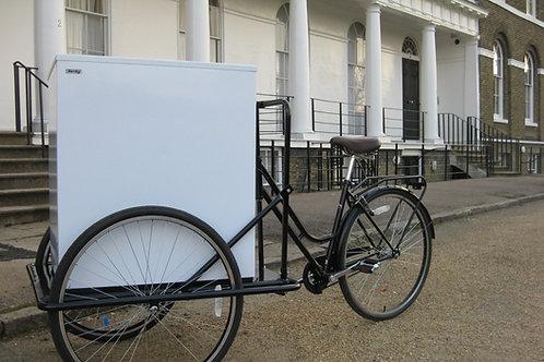 ICE CREAM BICYCLE: THE 7 SPEED VENDOR