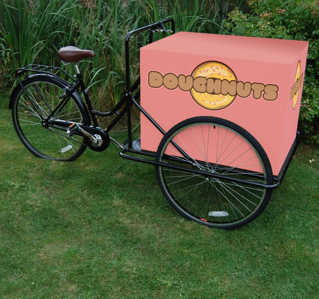 Doughnut Tricycle