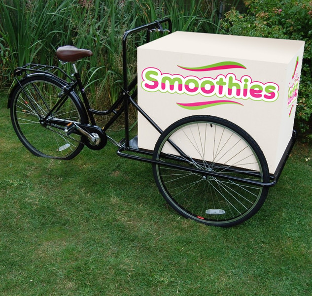 Smoothie Tricycle