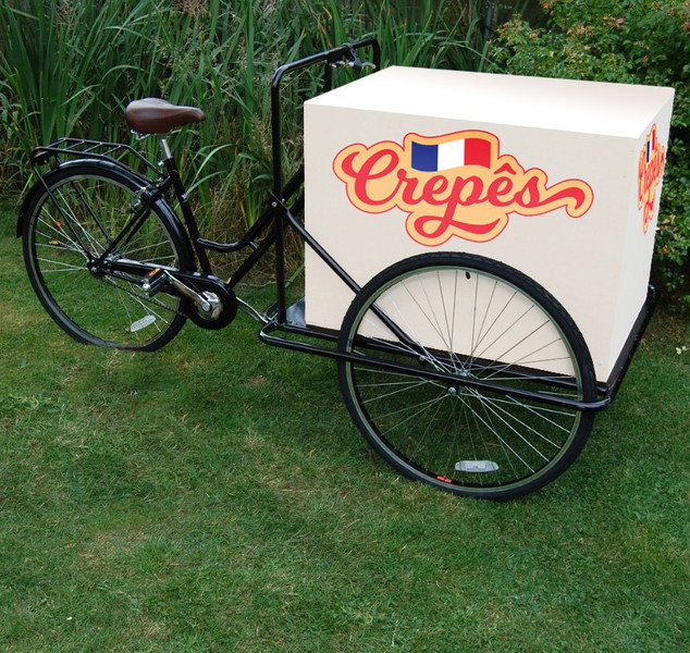 Crepes Tricycle