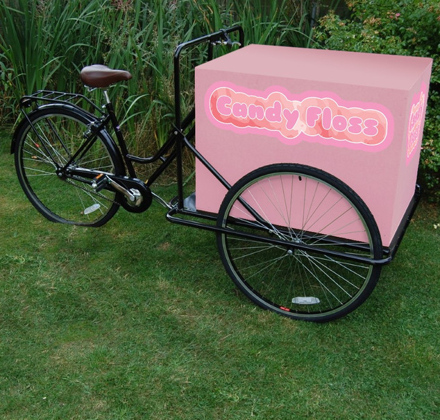 Candy Floss Tricycle