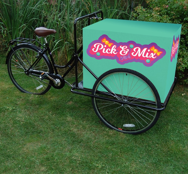 Pic N Mix Tricycle