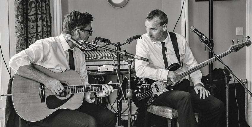 Live Acoustic Wedding Duo