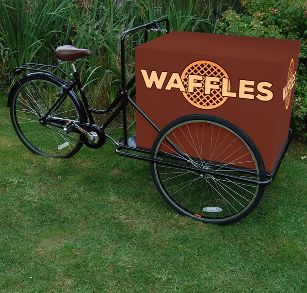 Waffles Tricycle