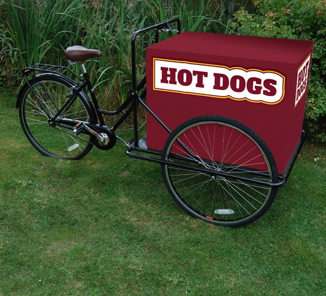 Hot Dog Tricycle