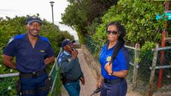 Officers Patrol