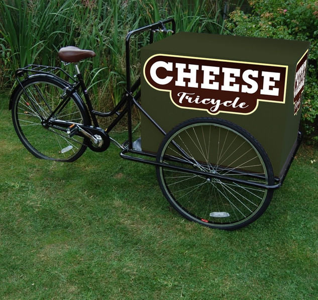 Cheese Tricycle