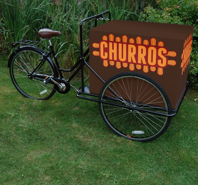 Churros Tricycle
