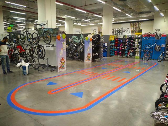 #decathlon #bisikletyolu #yerfolyosu #fo