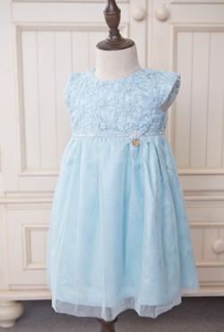 ベイビーバブルドレス
