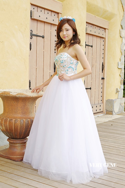 レナリーフカラードレス(npd00004)