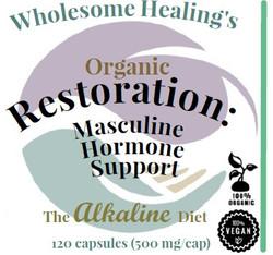 Restoration: Masculine Hormone Support