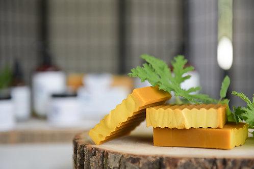 Oat Milk and Honey Bar Soap | Organic