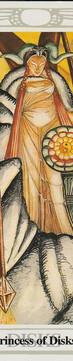 Thoth Tarot Studies_PrincessOfDisks.jpg