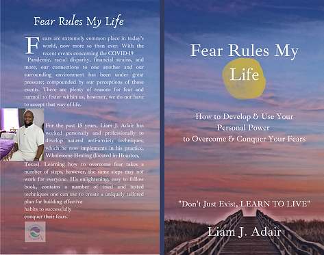 Fear Rules My Life_FrontCover_Canvas res