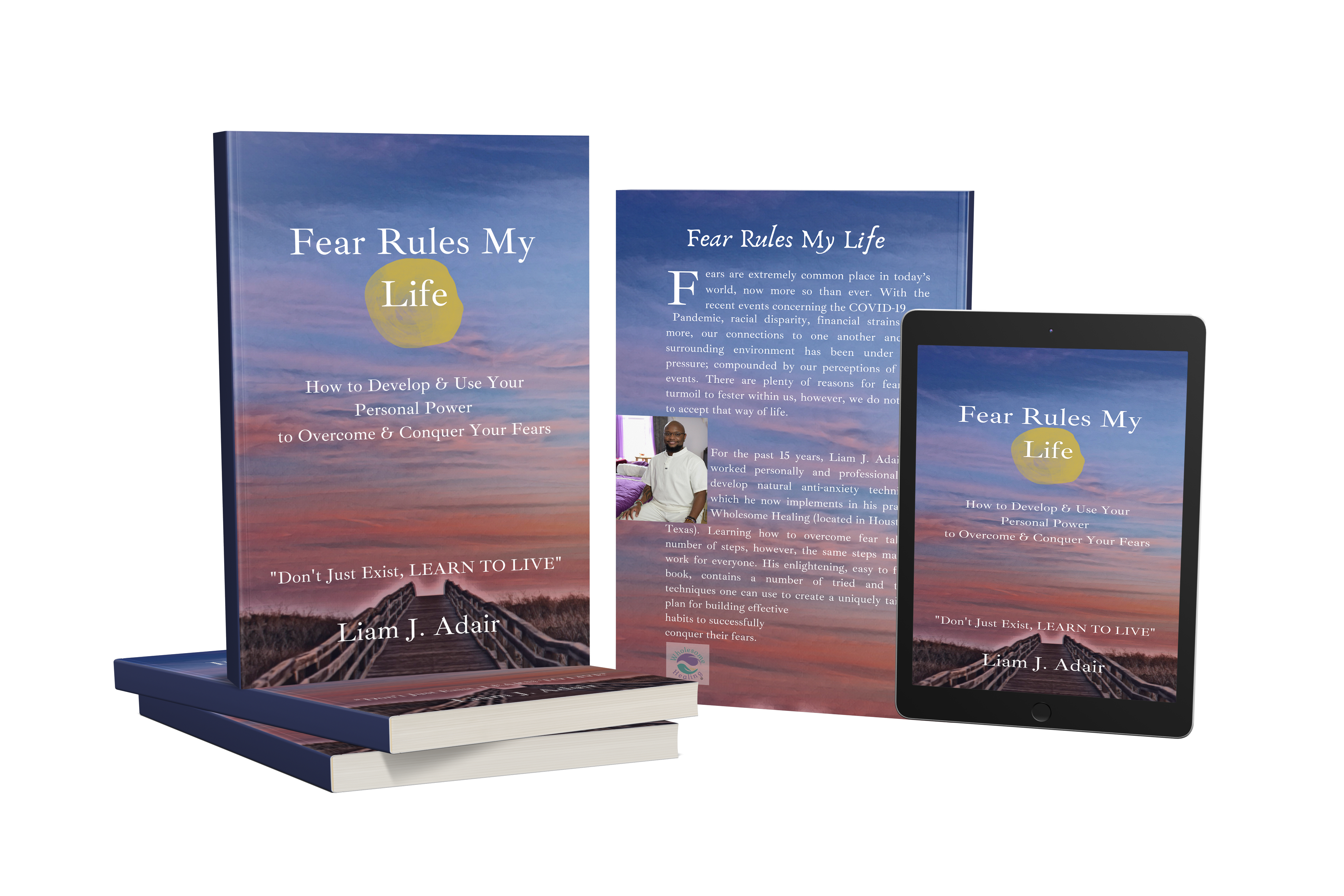 Fear Rules My Life Book 1