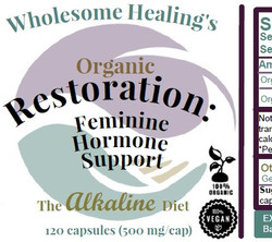 Restoration: Feminine Hormone Support
