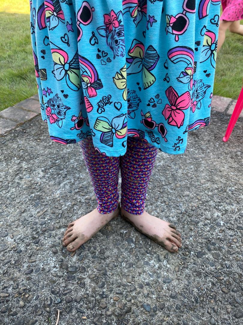 Claire, age 6.