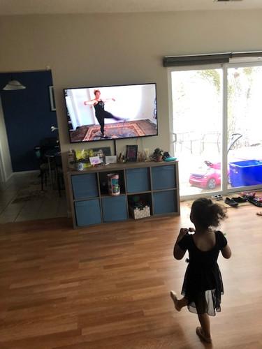 Kaia, age 3.