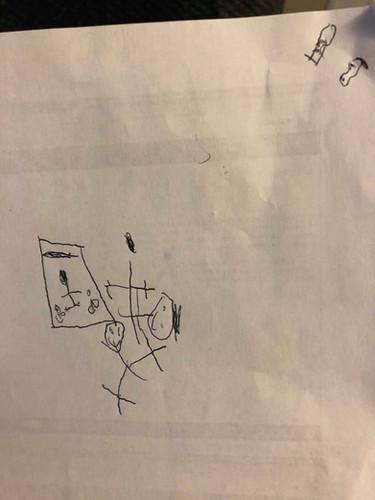 By Nati, age 5.