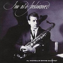 Al Nicholls Swing Quintet Blue Harlem