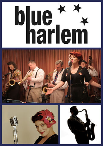 Blue Harlem, Sophie Shaw, Al Nicholls, Sandy Burnett, Gethin Liddington