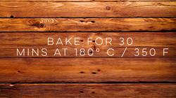 BAKE AND WAIT!