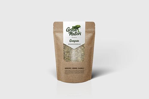 Pure Green Guayusa Pouch 100g -USDA / EU ORGANIC