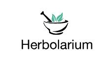 HERBOLARIUM LETRAS OSCURAS LOGO ARRIBA O