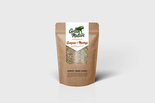Guayusa + Moringa Pouch 100g -USDA / EU ORGANIC