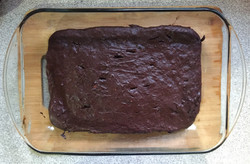 THE BROWNIES ARE READY!