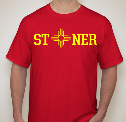 Stoner Zia Symbol T Shirt