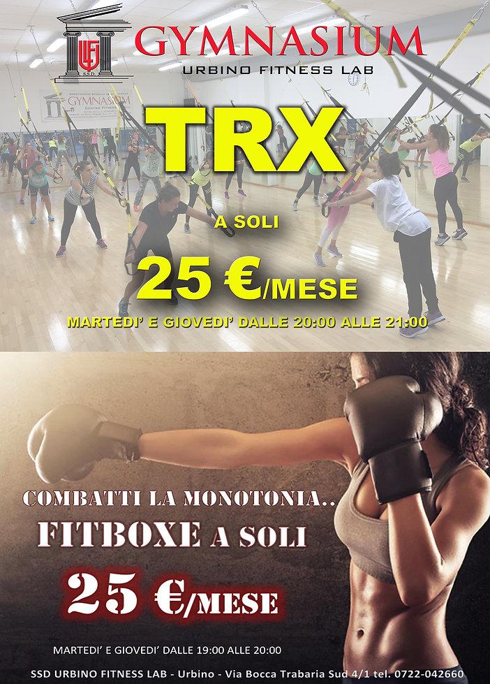 fitboxe palestra palestre urbino gymnasium mad reactive fitness università