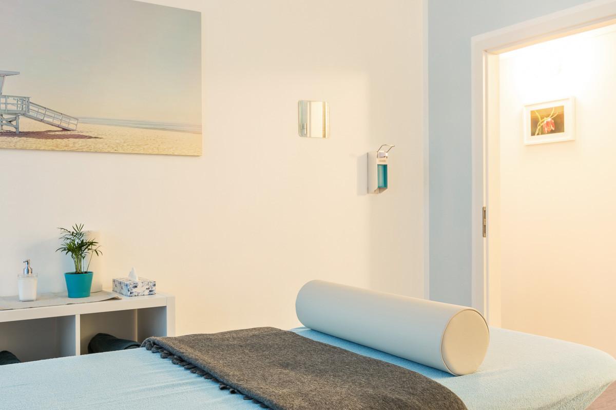 Behandlungsraum 3 - Physiotherapie
