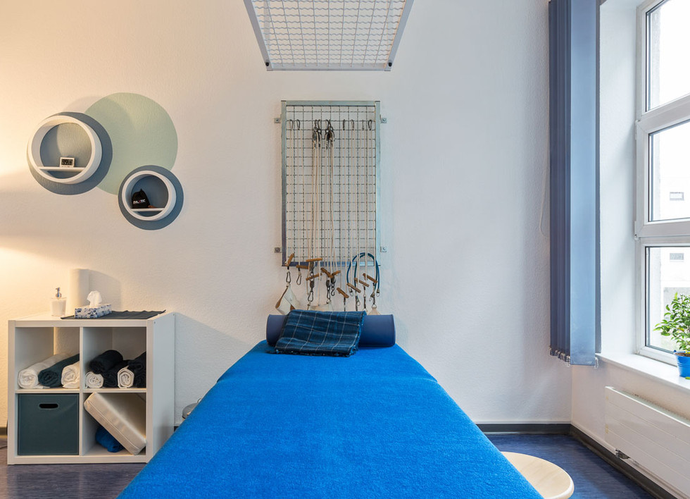 Behandlungsraum 6 - Physiotherapie
