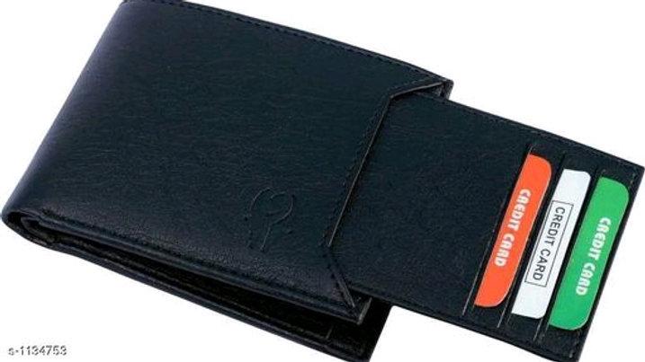 Stylish Leather Men's Wallet