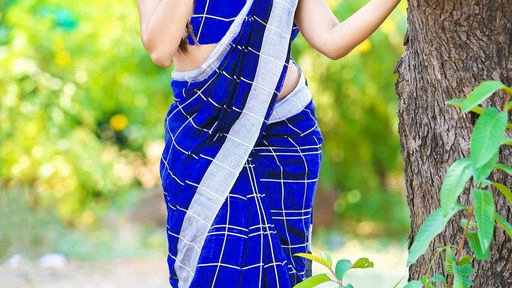 Darsana Glamarous Linen  Women's Saree