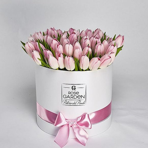 51 тюльпан от MY ROSE GARDEN COLLECTION