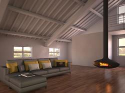 Aero hanging fireplace  (3)