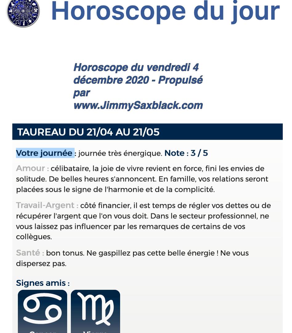 Taureau Le vendredi 4 décembre 2020.png