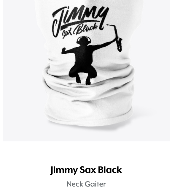 Jimmy Sax Black Neck Gaiter.png