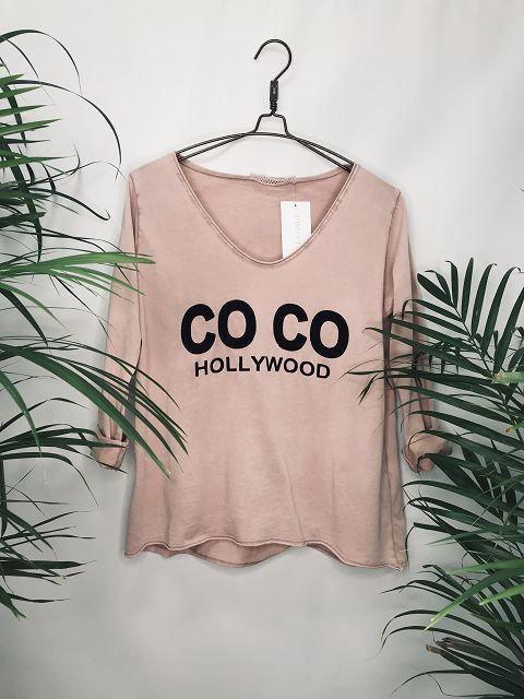"SHIRT ""COCO"""