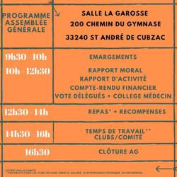 Programme AG