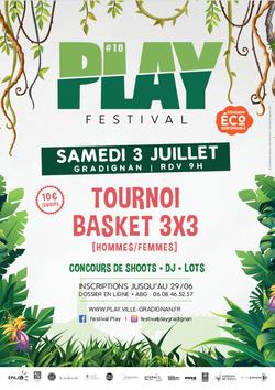 gradignan tournoi Play