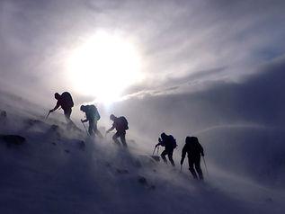 Cairngorm winter condtions