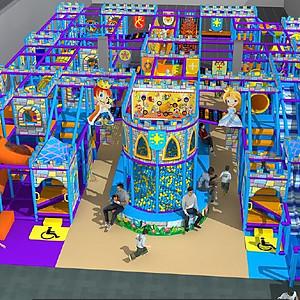 Castle Theme Playground