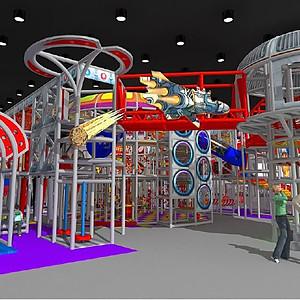 Space Theme Playground