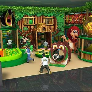 Jungle Theme Playground