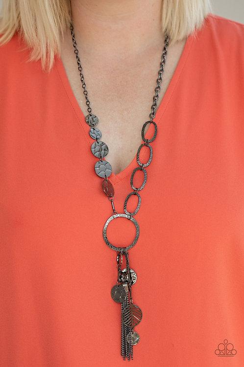 Trinket Trend - Black necklace
